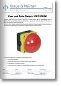 Foot & Palm Switch