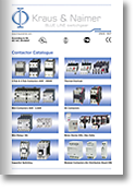 [Translate to English:] Contactor Catalogue