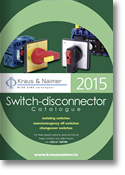 Switch Disconnectors Catalogue