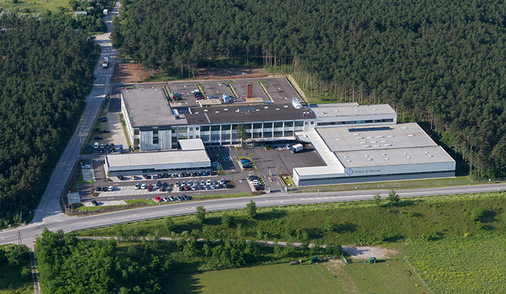 Factory in Weikersdorf